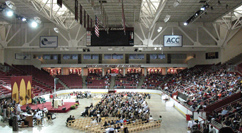 Boston College Parents' Mass - Conte Forum