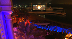 Doha Film Festival - Wharf screening