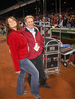 Fenway Park World Series BL&S staff