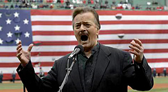 Fenway World Series Robert Goulet