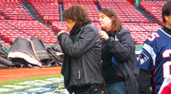 Fenway Park World Series Steven Tyler