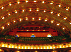 Majestic Theatre dome