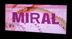 Miral title screen