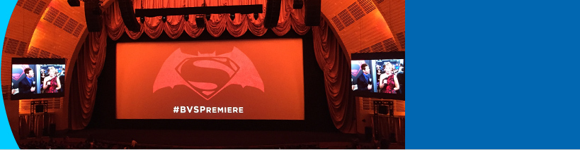 Batman V Superman premiere :: Radio City Music Hall, New York City, NY)