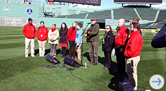 Boston Red Sox - National Anthem performances
